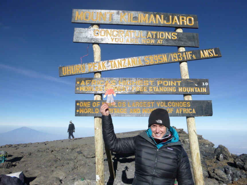 Lessons Learned Climbing Mount Kilimanjaro